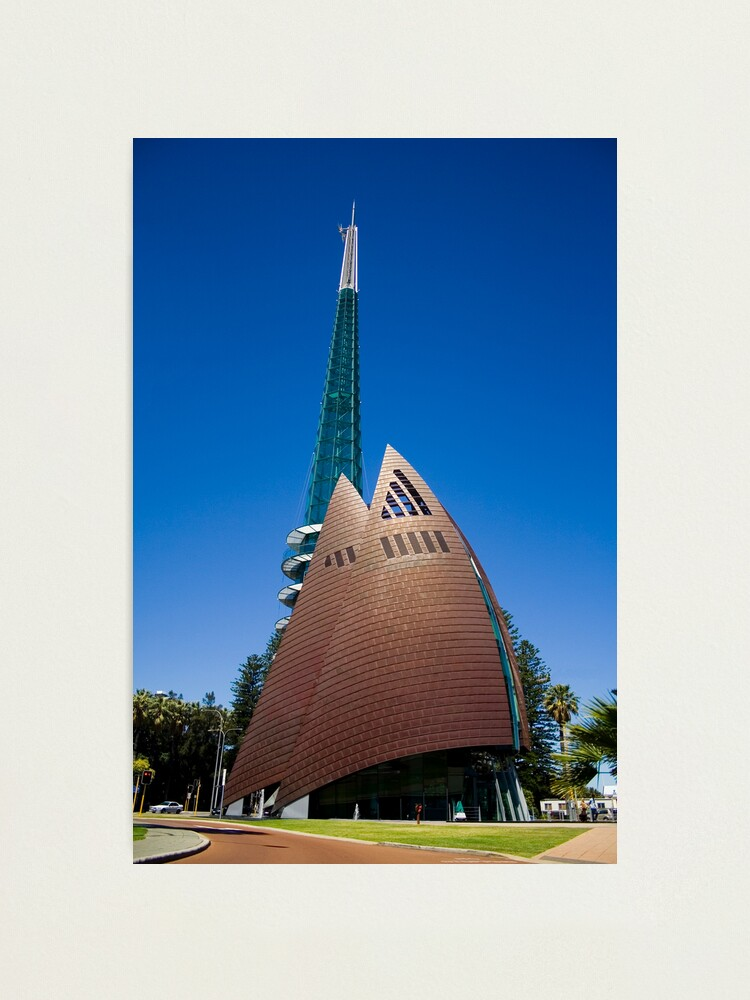 Alternate view of Perth Bell Tower Photographic Print