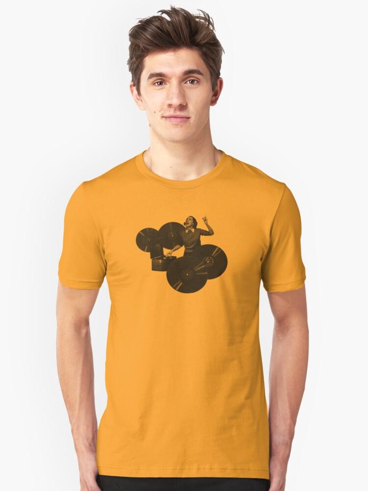 Yeah Yeah Yeah Unisex T-Shirt Front