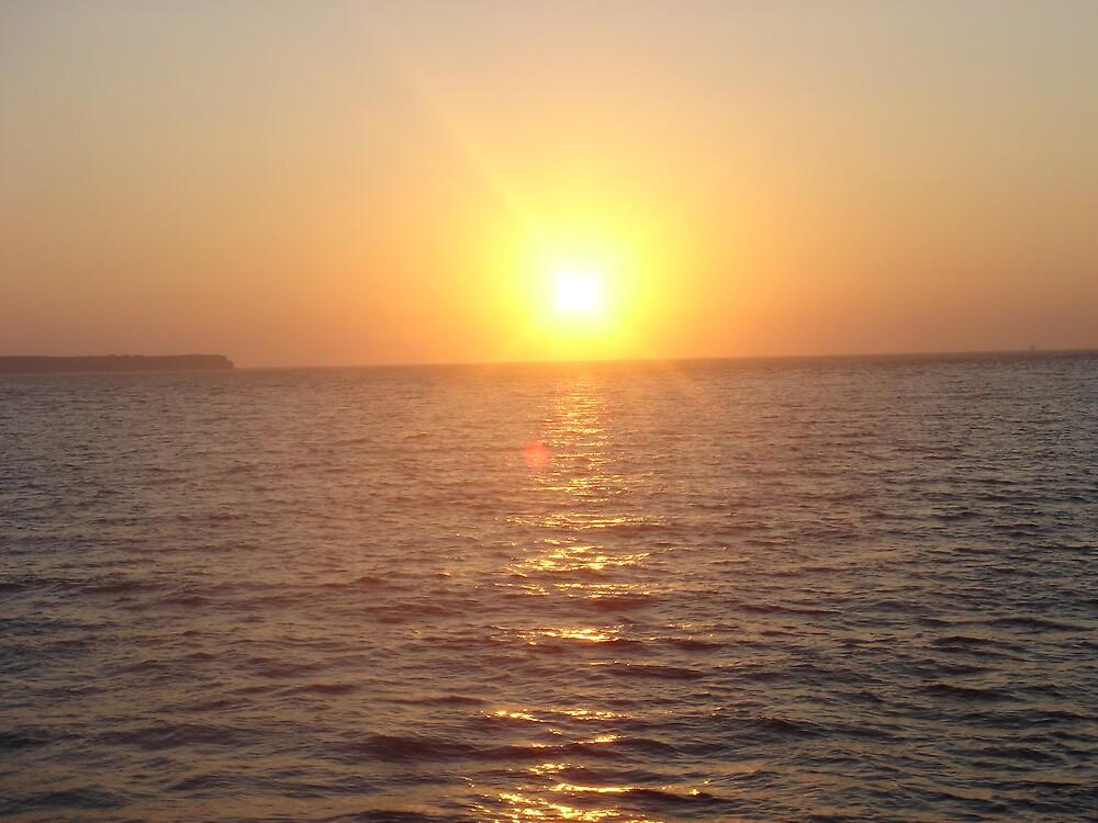 Sunset  by JenniferMarie