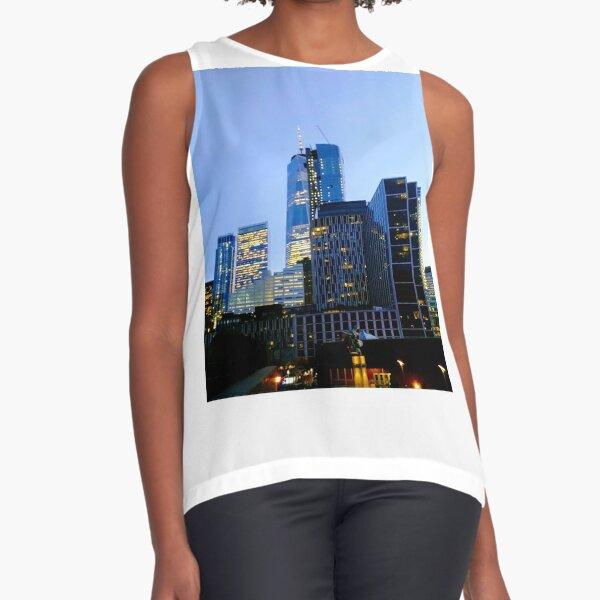 Lower Manhattan, New York, NY Sleeveless Top