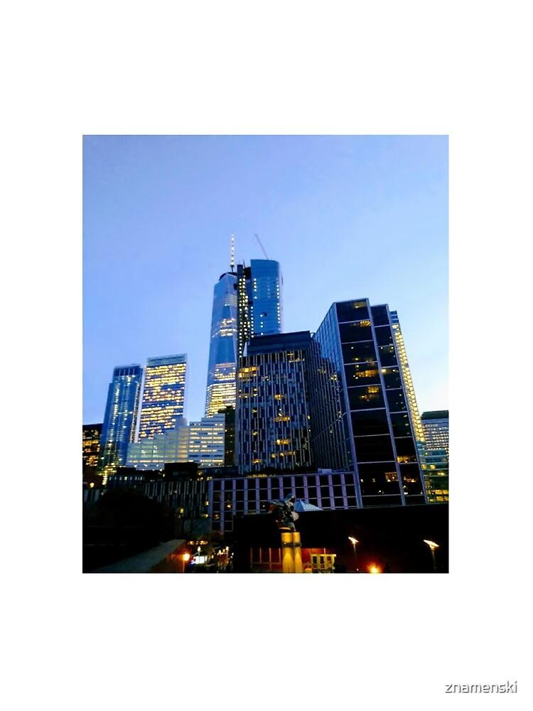 Lower Manhattan, New York, NY by znamenski
