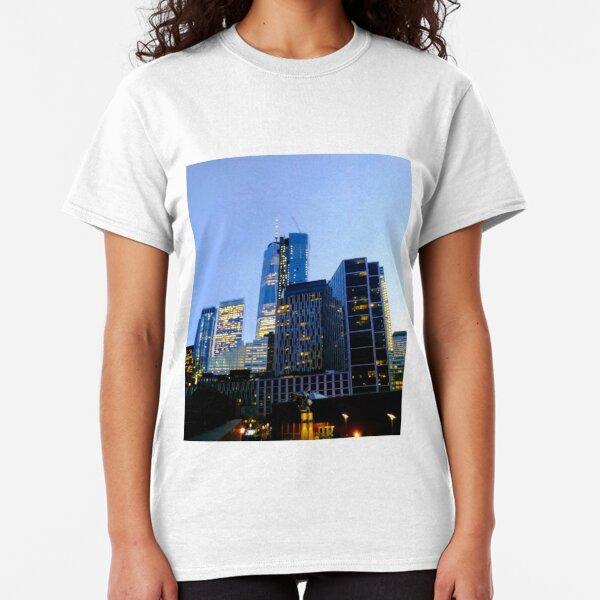 Lower Manhattan, New York, NY Classic T-Shirt