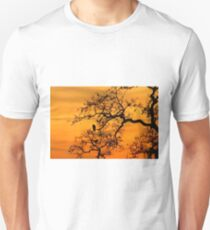 """Genesis 1:22  So God blessed them, """"Be fruitful, multiply, and fill the waters of the seas, and let the birds multiply on the earth. Unisex T-Shirt"""