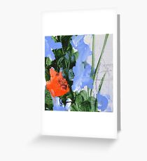 Growth is Hope I Greeting Card