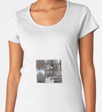 Lower Manhattan, New York, NY Women's Premium T-Shirt