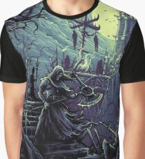 Iron Maiden Hallowed By Thy Name  Graphic T-Shirt