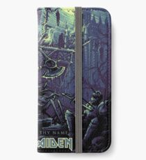 Iron Maiden Hallowed By Thy Name  iPhone Wallet/Case/Skin