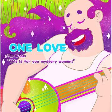 One Love by TitiJuri