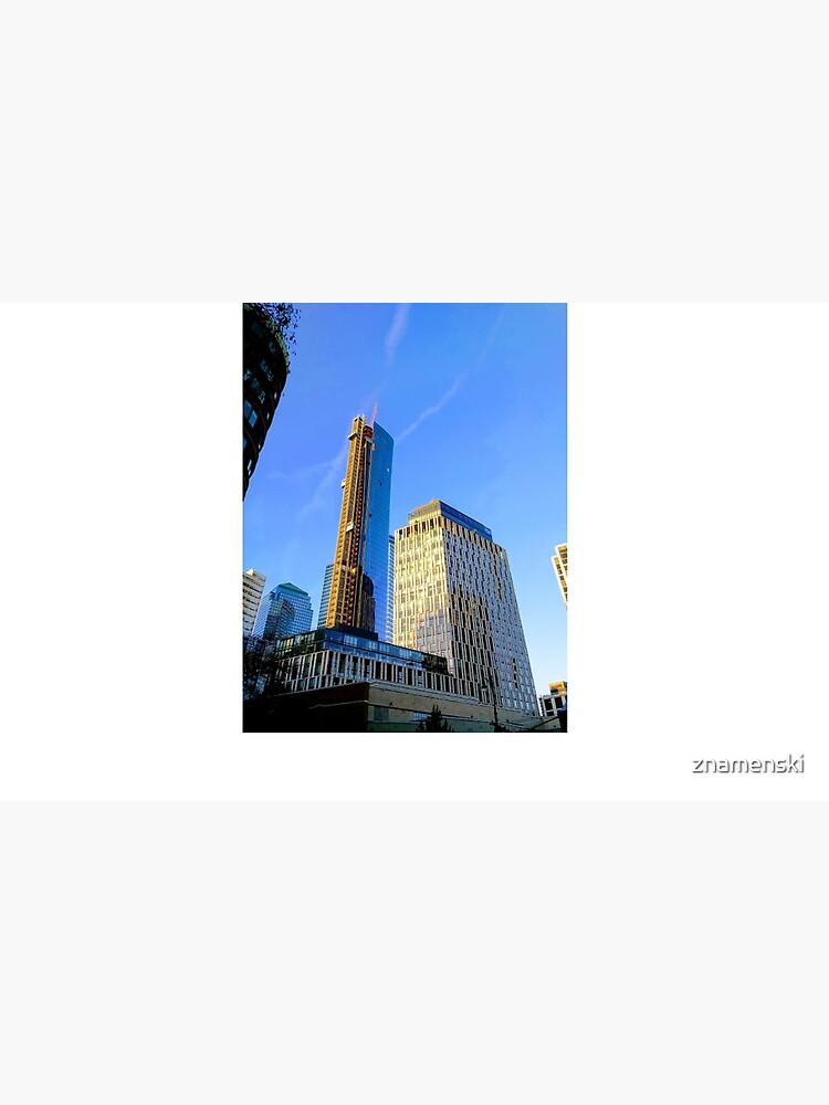 New York, NY by znamenski