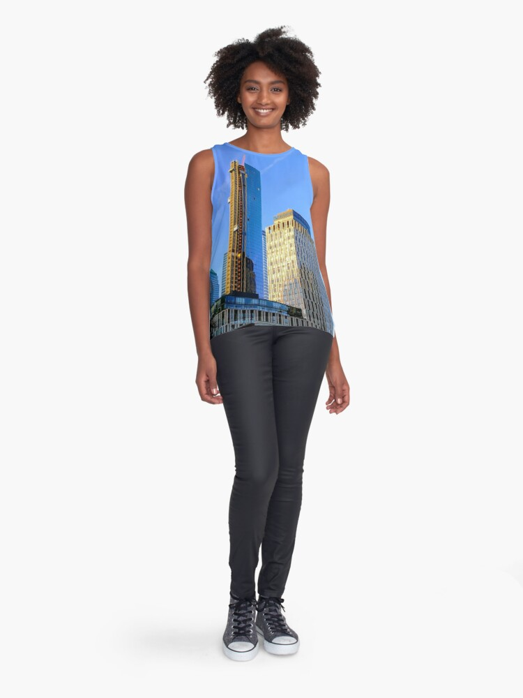 Alternate view of New York, NY Sleeveless Top