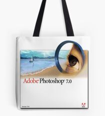 Photoshop 7.0 Tote Bag