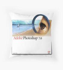 Photoshop 7.0 Floor Pillow