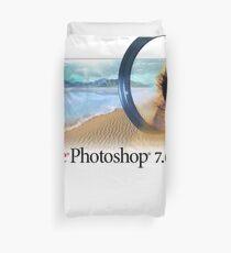 Photoshop 7.0 Duvet Cover