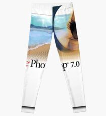 Photoshop 7.0 Leggings
