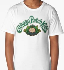 Cabbage Patch Doll Logo Long T-Shirt