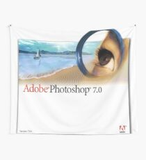 Photoshop 7.0 Wall Tapestry
