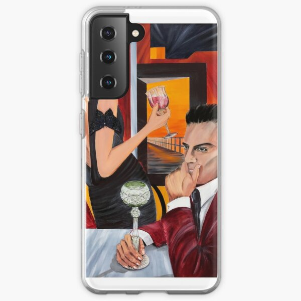 Couple Therapy Samsung Galaxy Soft Case