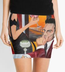 Couple Therapy Mini Skirt