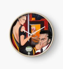 Couple Therapy Clock