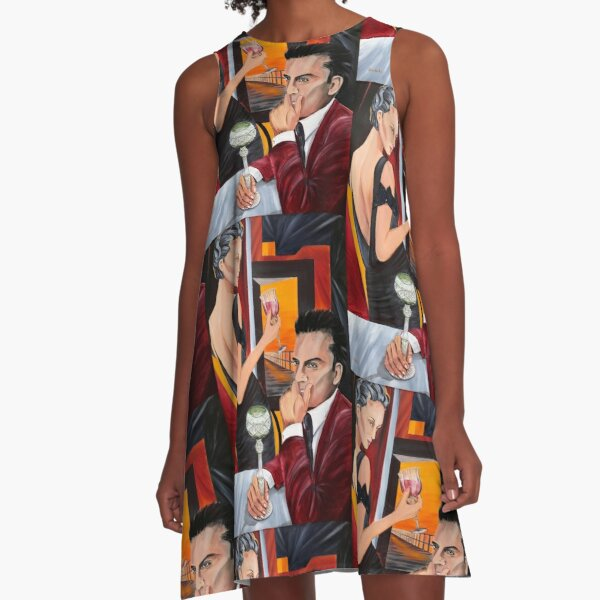 Couple Therapy A-Line Dress