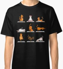 cat gym Classic T-Shirt