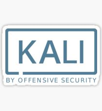 Kali - logo Sticker
