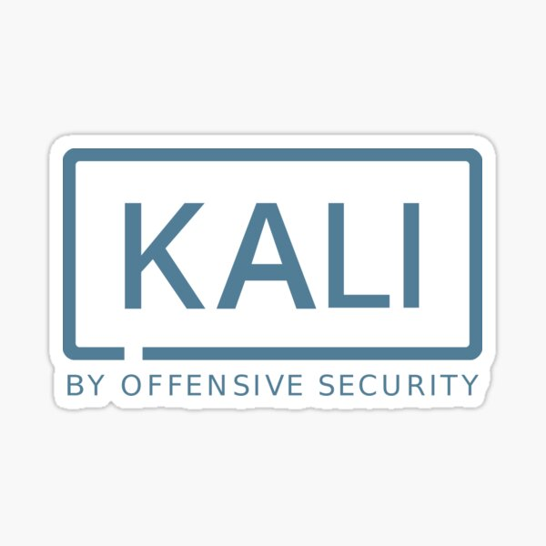 Kali - logo Sticker