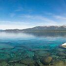 Lake Tahoe Calm by Mike Herdering