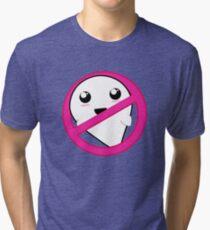 Kawaii Boo! Tri-blend T-Shirt