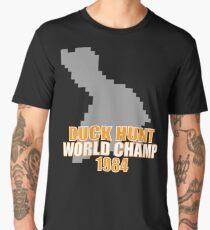 Duck Hunt Gaming Quote Men's Premium T-Shirt