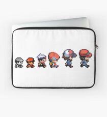 Pokemon evolution Laptop Sleeve