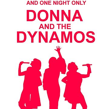 Donna and the Dynamos by AHappyBeginning