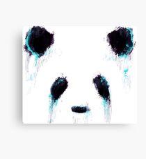 Ink Panda  Canvas Print