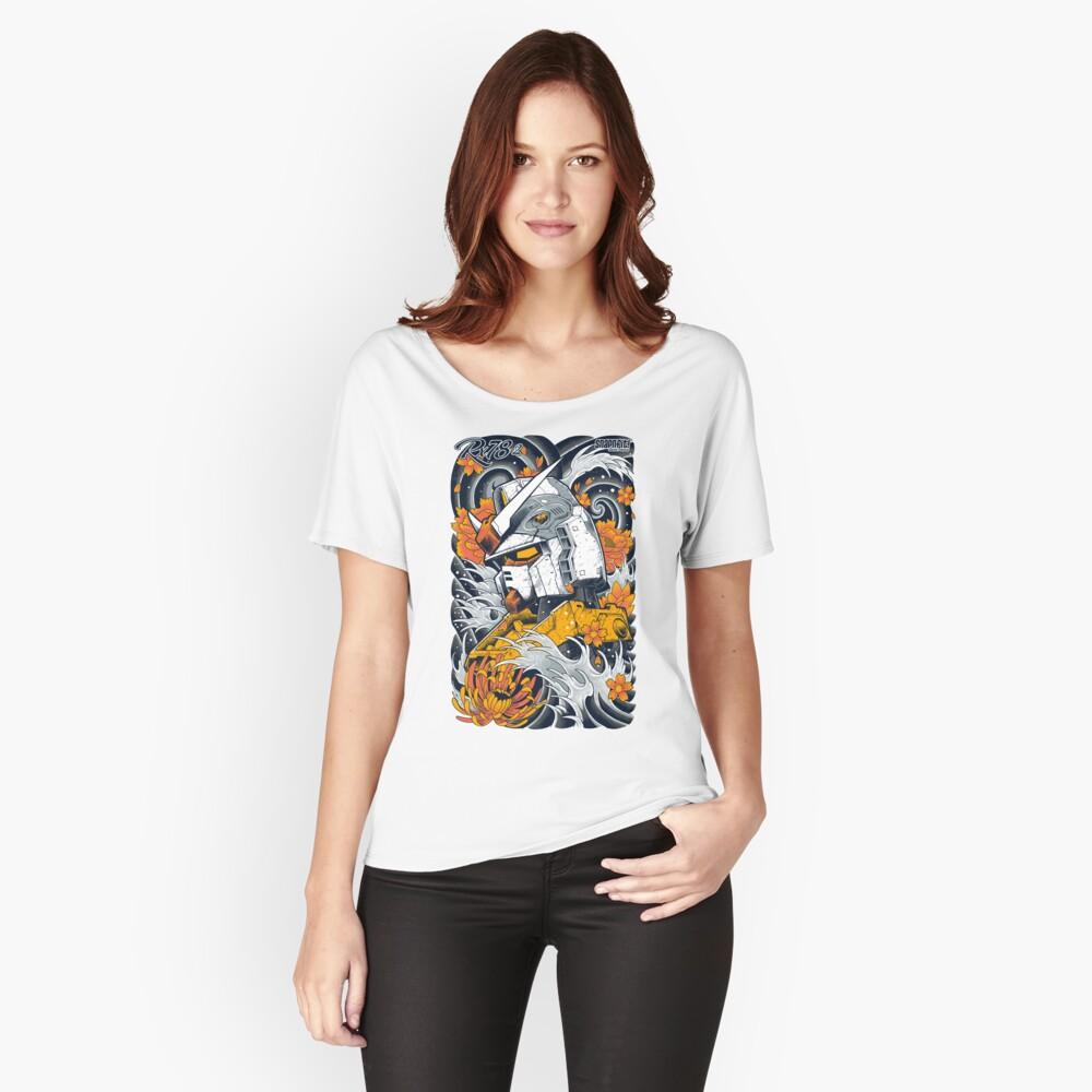 Gundam Relaxed Fit T-Shirt