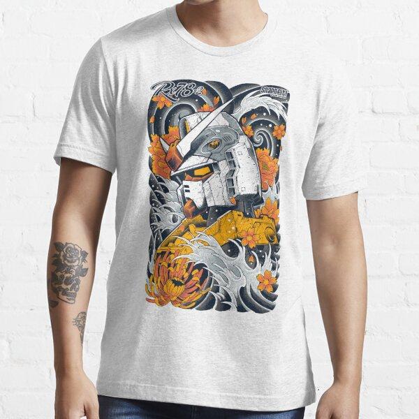 Gundam Camiseta esencial