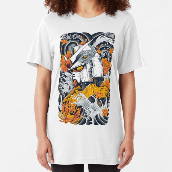 Gundam Slim Fit T-Shirt