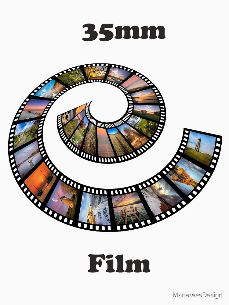 35mm Film von ManateesDesign
