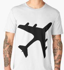 airplane Men's Premium T-Shirt