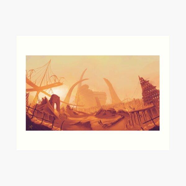 Geode's Haven Impression artistique