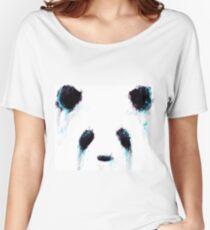 Ink Panda  Women's Relaxed Fit T-Shirt