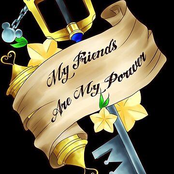 My Friends Are My Power by ShadowFallen