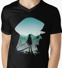 Kite Hunter x Hunter Men's V-Neck T-Shirt