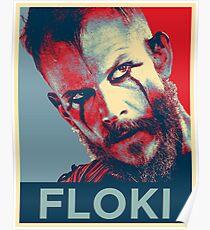Floki Poster
