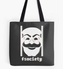 Mr Robot fsociety Tote Bag