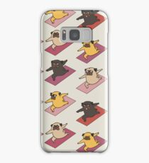 Pugs Warrior  Samsung Galaxy Case/Skin
