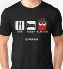 Slither Eat Sleep Unisex T-Shirt