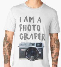 canon, camera Men's Premium T-Shirt