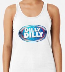 a00821b0ab9419 Dilly Dilly Bud Meaning Women s Tank Top