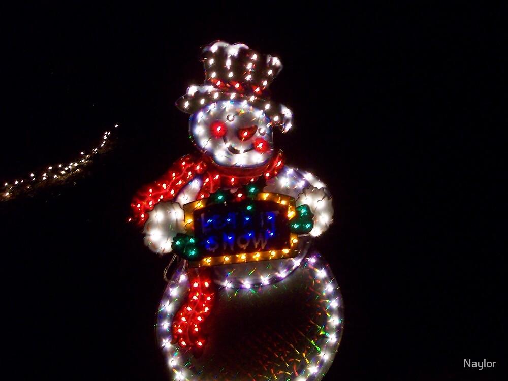 Frosty!! by Naylor