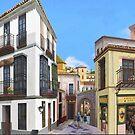 «Calle Granada» de MalagaOnirica